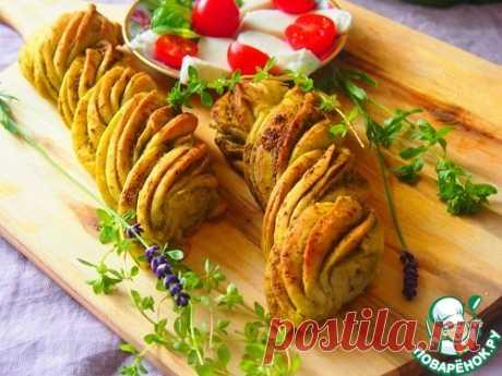 Плетенки по-итальянски – кулинарный рецепт