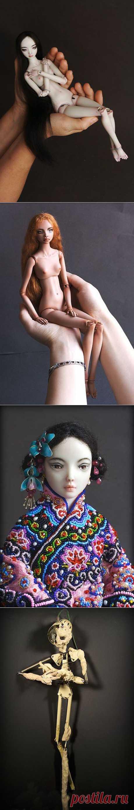Marina Bychkova - Это для каких детей игрушки (151 фото - 7.81Mb) » Фото, рисунки