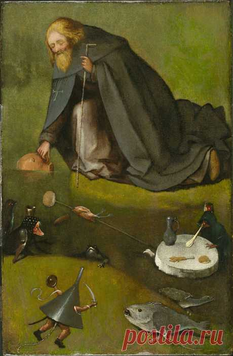 Историки искусства установили, что забытая картина, пролежавшая в хранилище Художественного музея Нельсона-Аткинса в городе Канзас-Сити с 1930-х годов, принадлежит кисти нидерландского живописца Иеронима Босха.