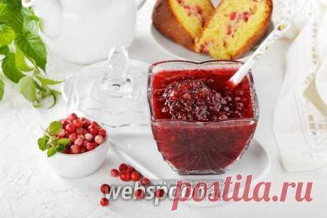 Варенье из брусники в мультиварке рецепт с фото, как приготовить на Webspoon.ru