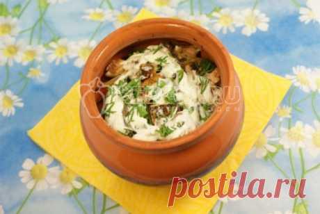 Горбуша в горшочках – Пошаговый рецепт с фото. Вторые блюда. Вкусные рецепты с фото. Блюда с рыбой и морепродуктами