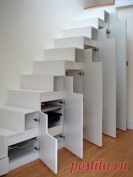 Storage in stairwells (16)  ...