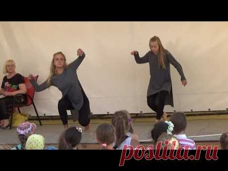 Шлях додому - Наташа Бриллиант и Катя Кульман. Dance School SOL. Summer Party 31.07.2016 - YouTube