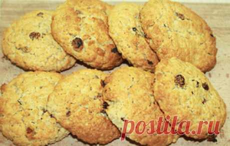 Овсяное Печенье самое вкусное рецепт с фото
