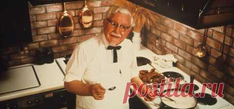 Мифы и легенды о KFC и Полковнике Сандерсе