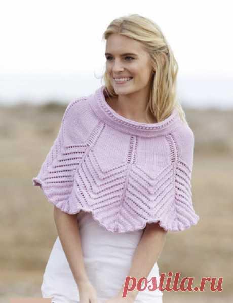 Knitted poncho Women's knit poncho Boho knit poncho | Etsy