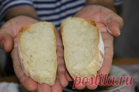 Как сделать чиабатту. Домашний вкусный хлеб | Ваши любимые рецепты