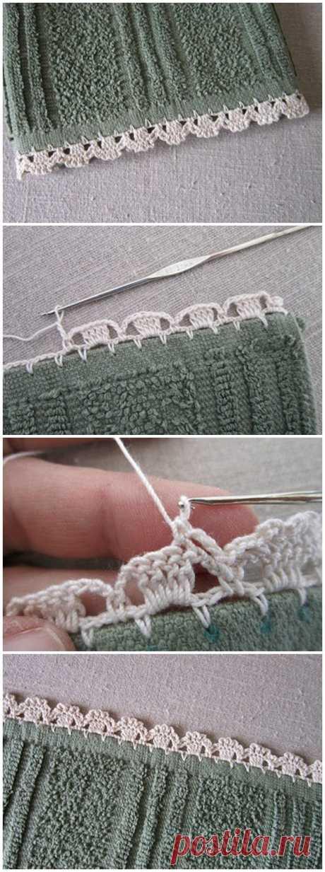 Garden Series Crochet Edgings – Jonquils – LessMix