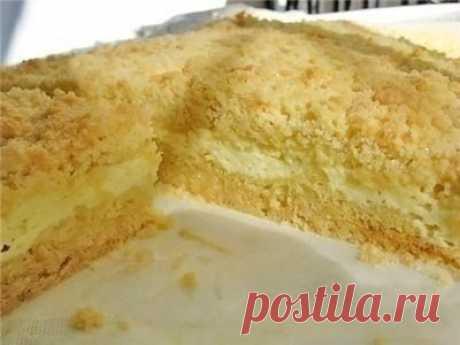 Как приготовить неимоверный тортик! - рецепт, ингредиенты и фотографии