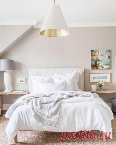Романтический дизайн спальни советы