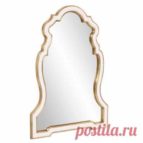"""Зеркало в раме """"Льеж"""". Дизайнерские зеркала купить в Москве - необычные зеркала, цена в каталоге интернет-магазина ForestGum"""
