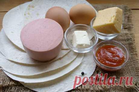 Завтрак для ленивых за 15 минут