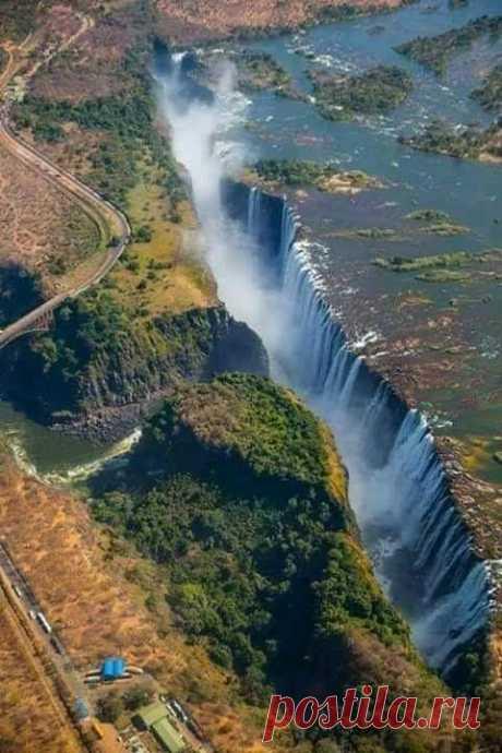 angelillo Victoria Falls.