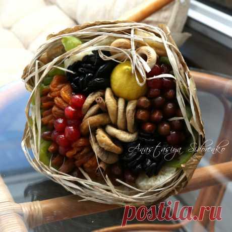 Gallery.ru / Фото #97 - Букеты из фруктов - AnastasiyaSidorenko