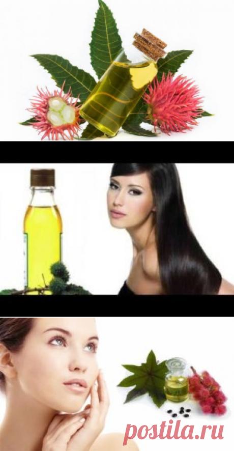 Касторовое масло — лечебные свойства, применение
