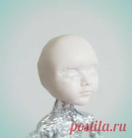 Создаем чудесную куколку из полимерной глины – Ярмарка Мастеров