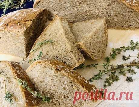 Цельнозерновой хлеб рецепт 👌 с фото пошаговый