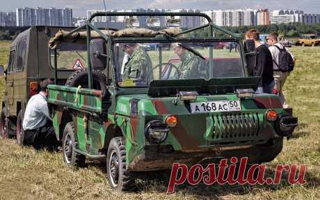 Необычные автомобили СССР— фото ифакты— журнал Зарулем