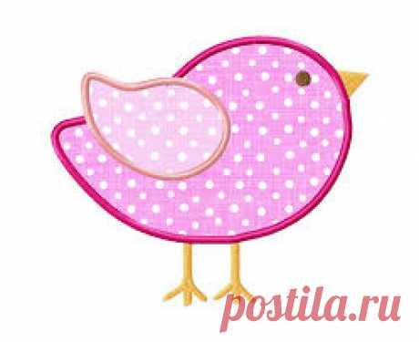 birds applique pattern - Поиск в Google