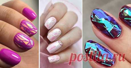 Manicure which will change even the most killed nails: easily, stylishly and beautifully!