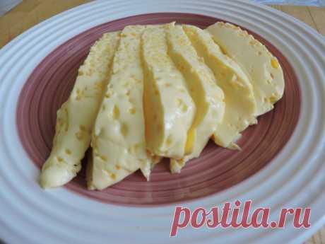 Вареный омлет в пакете, по вкусу, как сливочный сыр | Полезные советы домохозяйкам