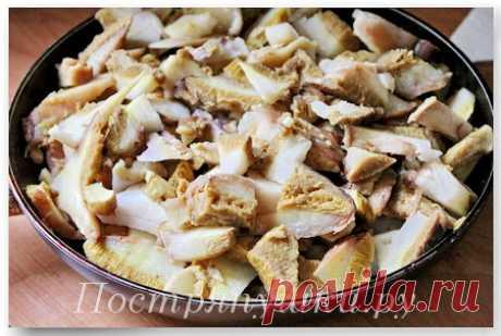 Как правильно заморозить грибы - рецепт с фото | Постряпушки.ру