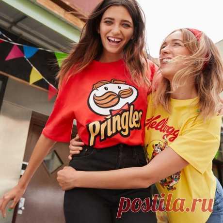 У нас вы обязательно найдете футболки с логотипом, который понравится вам и порадует окружающих! Выбирайте модели с любимыми принтами в наших магазинах и онлайн. #HM