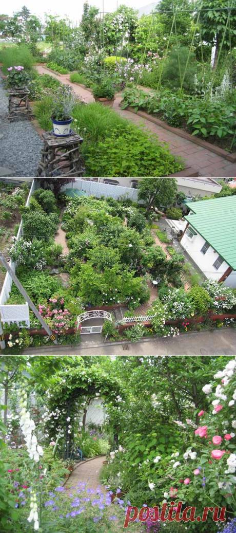 El jardín y la huerta por las manos: 40 fotos de la casa de campo hermosa
