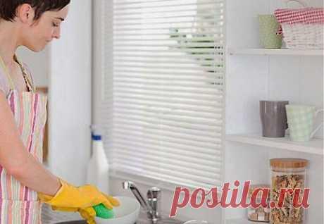 Натуральные средства для мыться посуды | Делаем сами