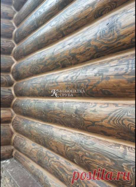 Теплый шов - заказать теплый шов для деревянного дома в Москве