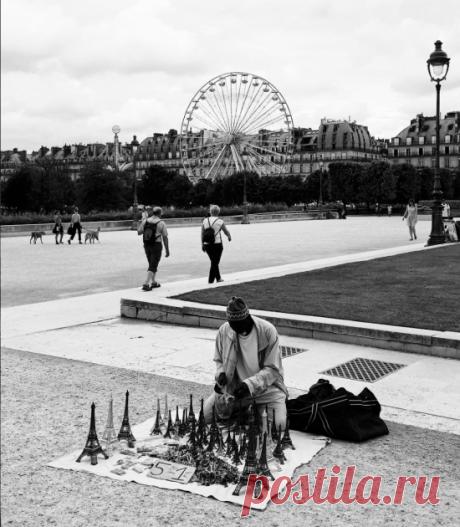 Французская мечта: Париж глазами фотографа - Личное впечатление