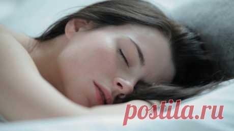 Как спать правильно — Полезные советы