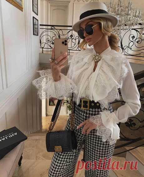Модные блузы 2020: 15 роскошных идей для весеннего образа - Секреты Вашего стиля - медиаплатформа МирТесен