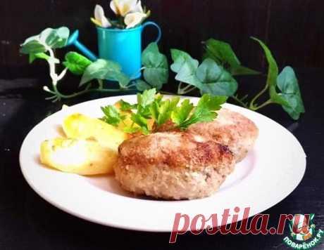 Котлеты мясные «Оригинальные» – кулинарный рецепт