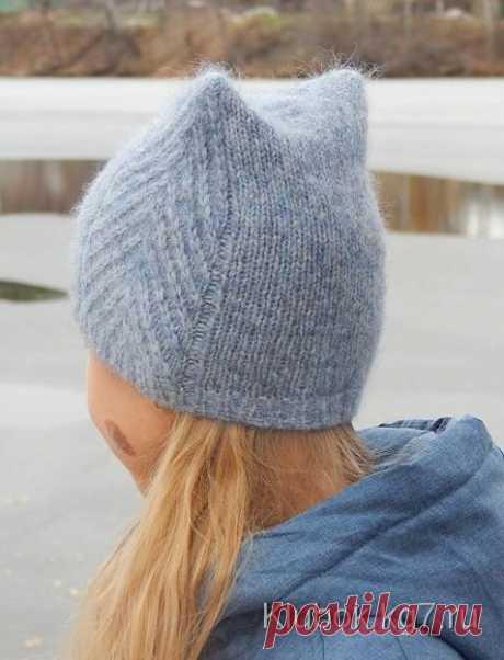 "Шапочка ""Meow Meow Hat""by Tanya Mulokas | Клубок"