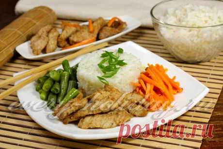 Свинина по-китайски с овощами в соевом соусе: рецепт с фото