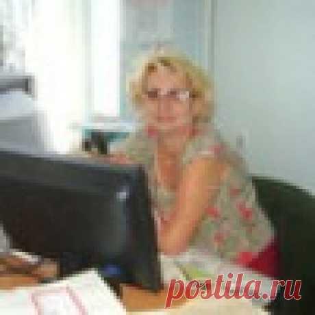 Любовь Симоненко