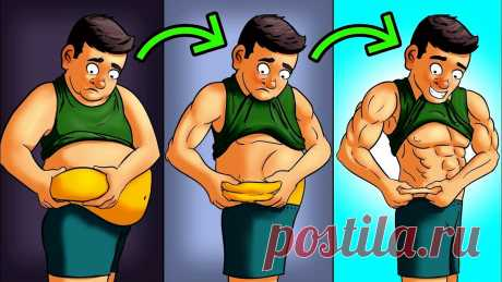 5 Золотых правил для Похудения. Делюсь личным опытом   TIME STRONG   Яндекс Дзен