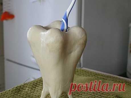 Делаем оригинальный подарок для стоматолога | Журнал Ярмарки Мастеров