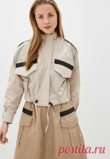 Женские легкие куртки и ветровки в Ламода — КупиОбзор