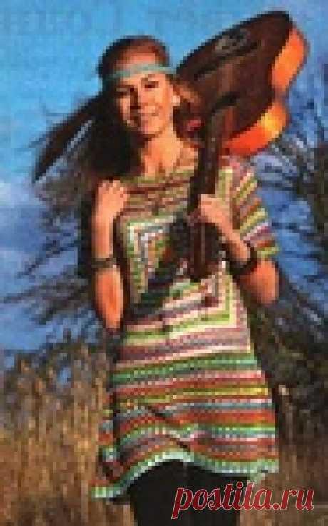 Платье «Италия».