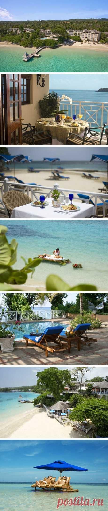 Allí, donde siempre el verano. El descanso en la isla Jamaica