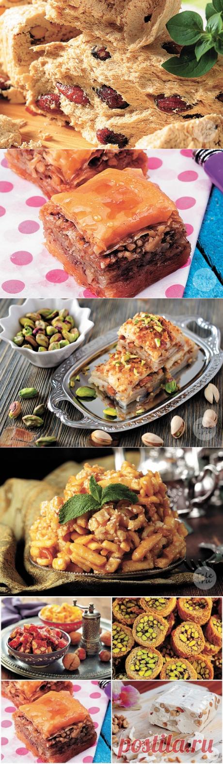 8 рецептов приготовления сладостей востока — Женский журнал
