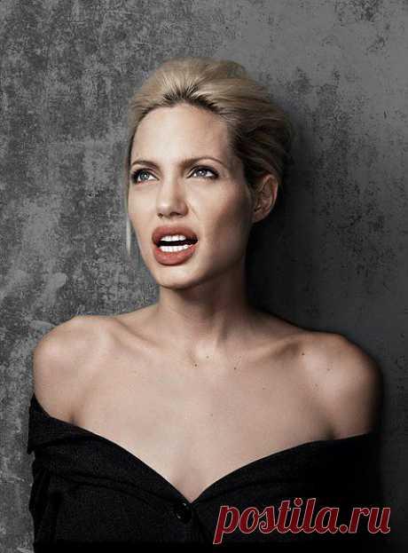Правила жизни Анджелины Джоли | Красота спасает мир