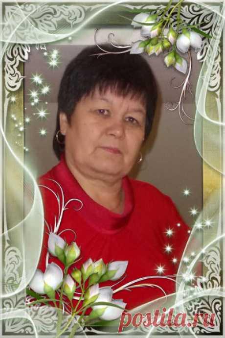Нина Багаева