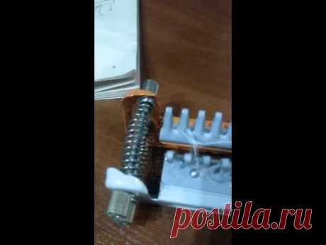 видео 2 палантин на ивушке