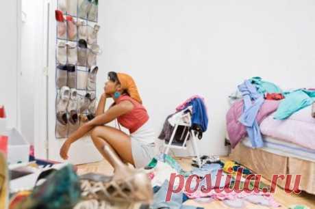 7 советов, как легко расстаться с домашним хламом