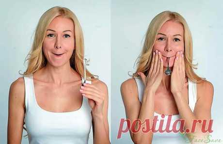 7 простых упражнений, которые уберут морщины с лица — методика Елены Каркукли | FaceSave.ru | Яндекс Дзен
