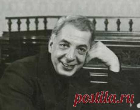 Сегодня 25 июля в 1996 году умер(ла) Микаэл Таривердиев-КОМПОЗИТОР