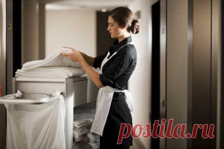 Секреты уборки от горничных лучших отелей — Полезные советы